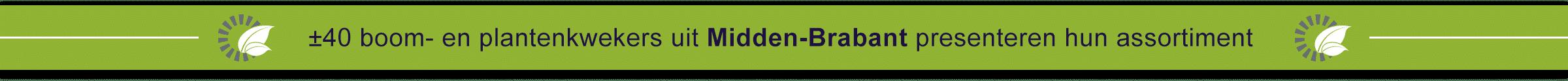 Groenbeurs Brabant